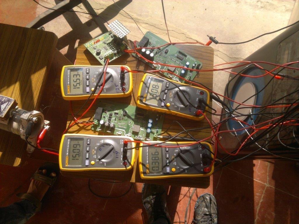 Mppt Firmware, Solar Energy harvesting